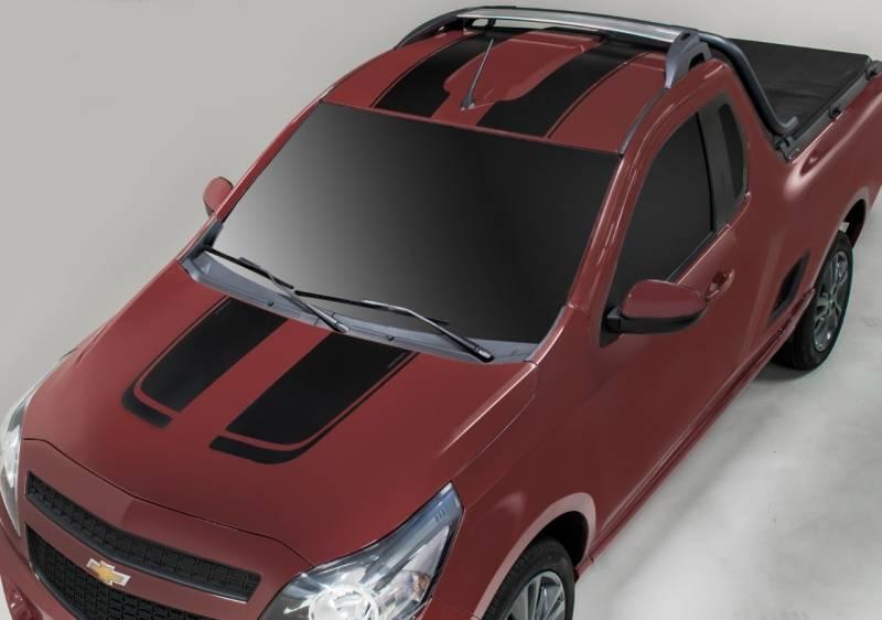 Chevrolet Montana é sempre uma boa opção de picape