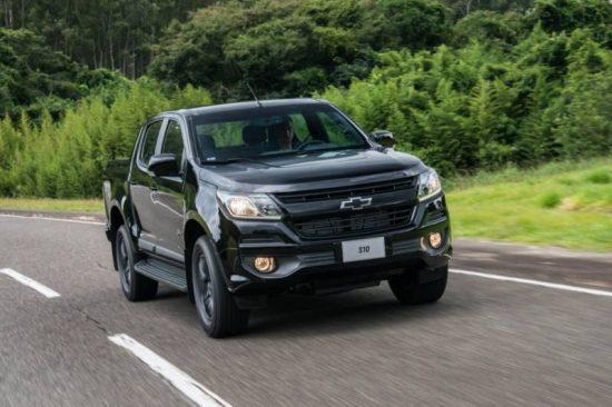Chevrolet S10 2019 versão Midinight