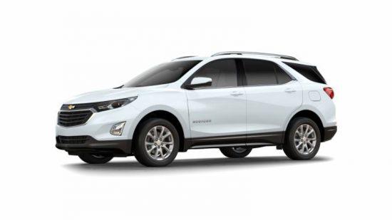 Preço da Chevrolet Equinox agrada pela ficha técnica