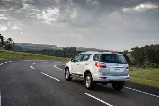Trailblazer: versão a diesel do SUV da Chevrolet é de respeito