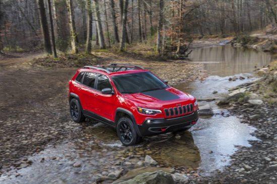 Jeep Cherokee 2019 é um dos SUVs mais bonitos do mercado