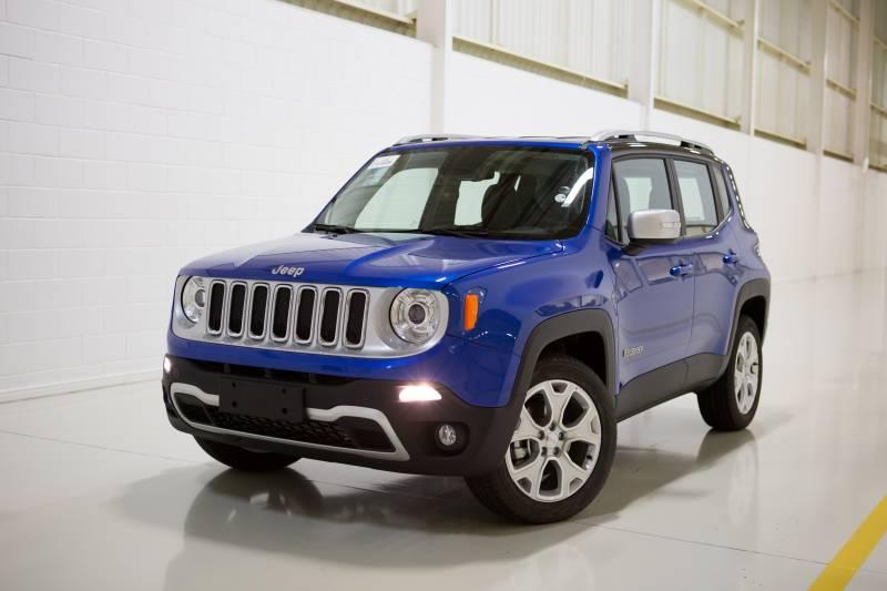 Jeep Renegade agrada com preço bom