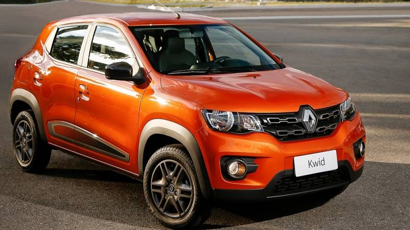 Renault Kwid é o SUV dos compactos com preço convidativo