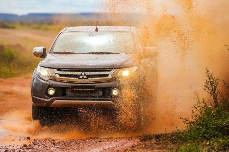 Mitsubishi L200 Triton 2019 chega em novas versões