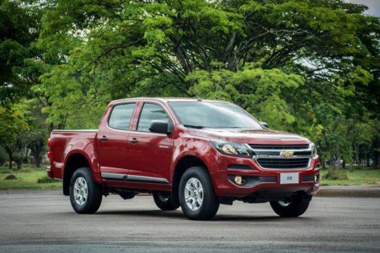 Nova Chevrolet S10 2019 promete mais segurança