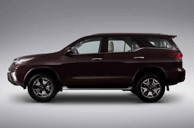 Toyota SW4 2019 chega com preço bom e nova versão