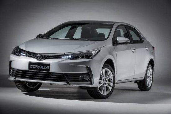 Visual do novo Toyota Corolla 2019 continua surpreendente