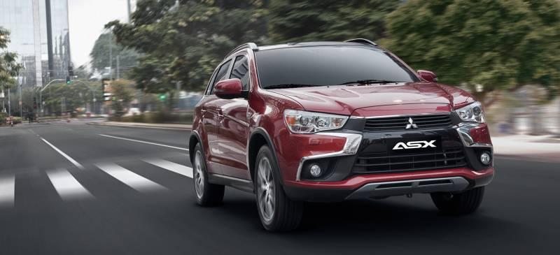 Consumo do novo Mitsubishi ASX é bom
