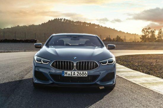 Beleza e poder com o BMW Série 8 Coupé