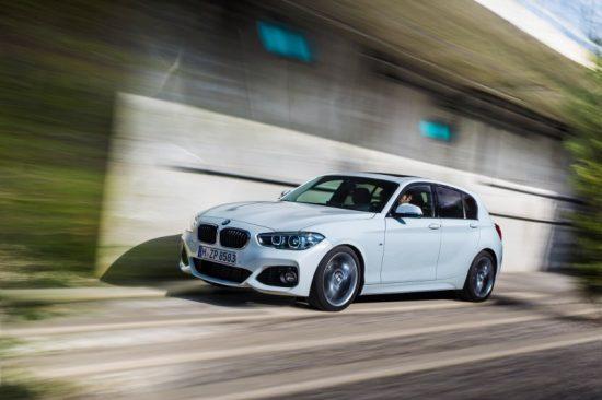 Espírito esportivo no BMW Série 1 2019