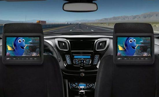 Como escolher a tela de encosto ideal para seu carro
