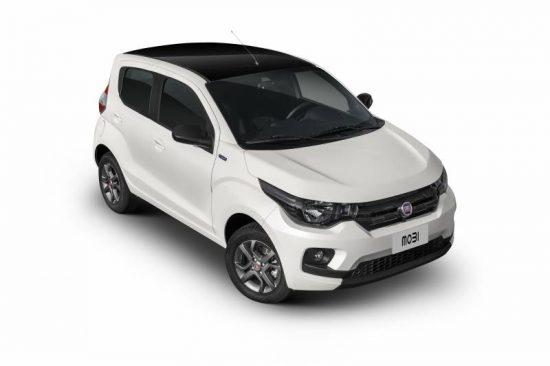 Conheça a versão especial do Fiat Mobi VeloCITY