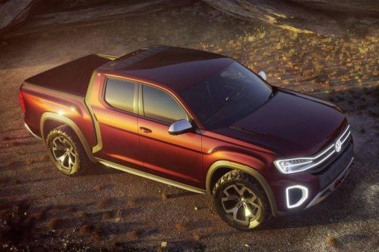 Conheça o Volkswagen Atlas Tanoak