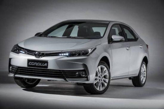 Toyota Corolla 2019 tem bom preço e ótimo design