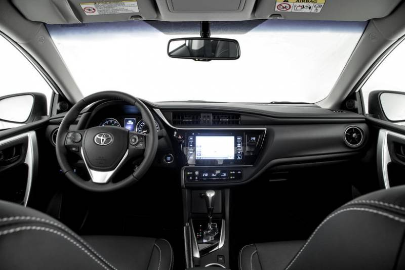 Toyota Corola 2019