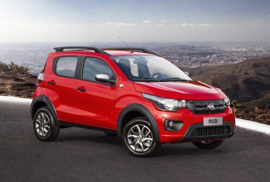 Fiat Mobi 2019 chega com nova versão