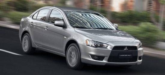 Mitsubishi Lancer é uma ótima opção de sedan