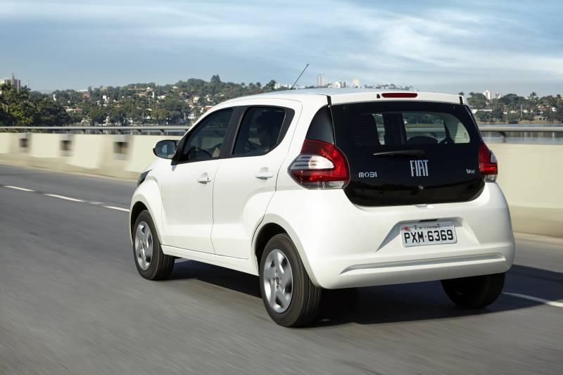 223 mil carros Fiat devem passar por recall no Brasil, incluindo Toro, Argo e Mobi