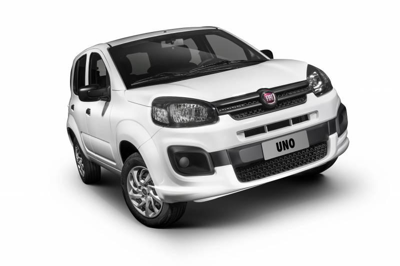 Novo Fiat Uno 2019 tem preço baixo