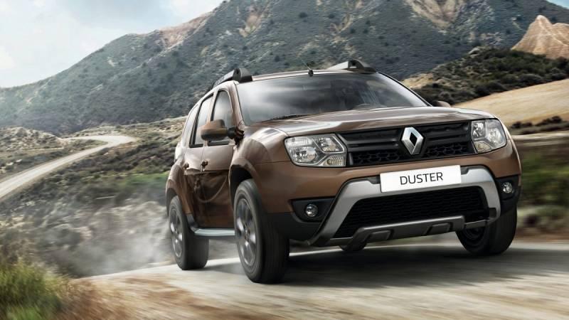 Renault Duster é um SUV com bom preço
