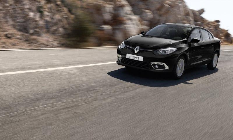 Renault Fluence é um sedan que promete bom desempenho