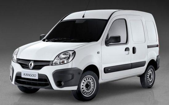 Agilidade com o Renault Kangoo