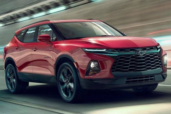 Todo mundo está achando linda a nova Chevrolet Blazer com motor de Camaro