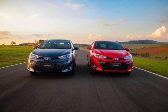 Tudo sobre o novo Toyota Yaris 2019