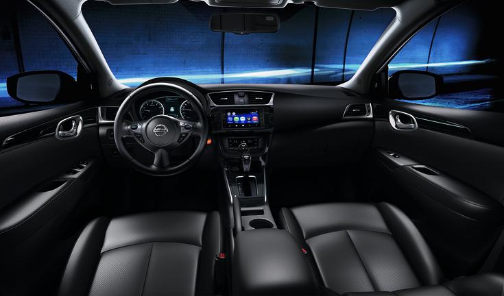 Nissan Sentra 2019 passa a contar com multimídia Nissan Multi-App