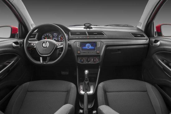 Volkswagen Gol e Voyage tem câmbio automático em nova linha 2019
