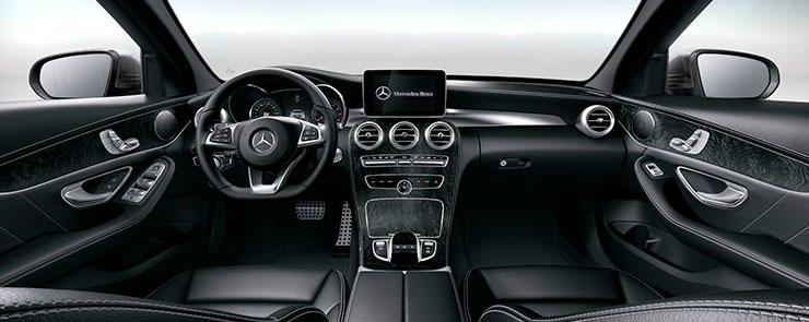 Mercedes Classe C Sedan