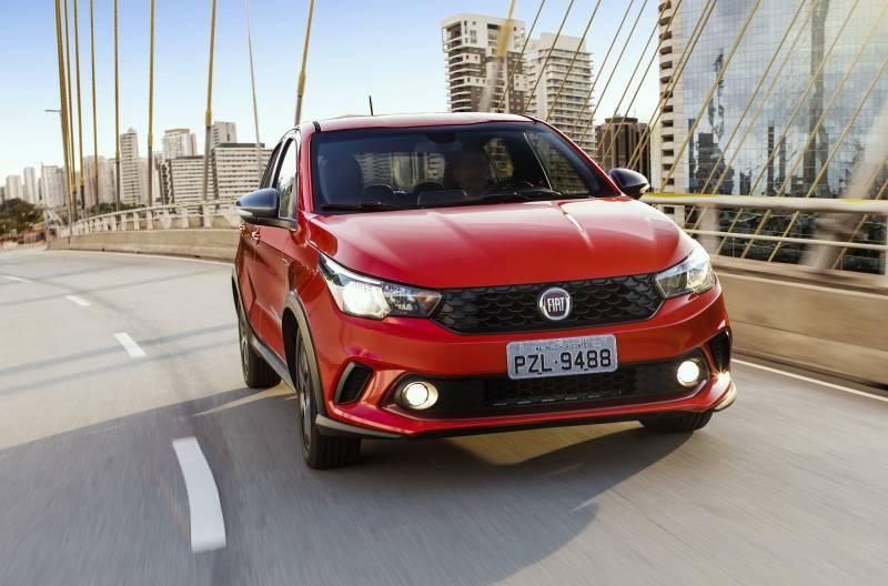 Conheça as versões e preços do novo Fiat Argo 2019