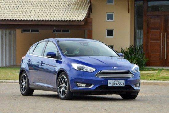Ford Focus 2019 Hatch e Fastback chegam com novos preços