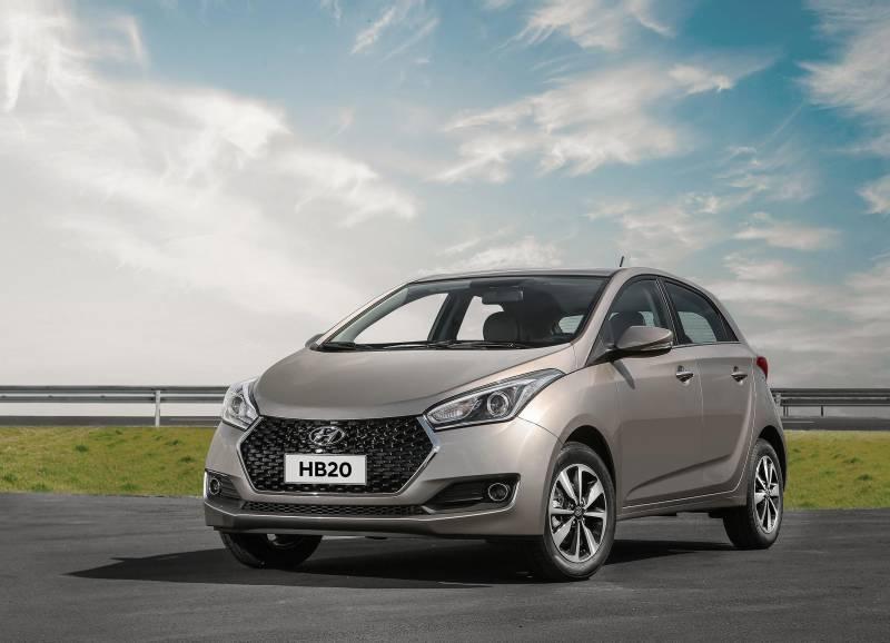 Hyundai HB20 2019 tem visual renovado