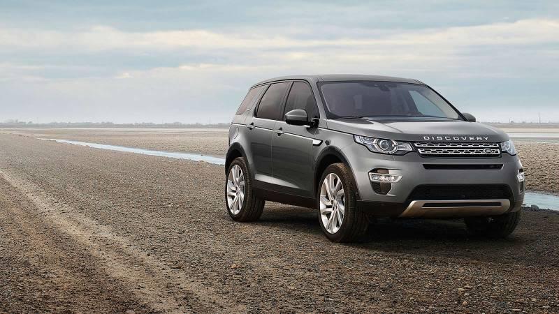 Land Rover Discovery Sport tem espírito aventureiro