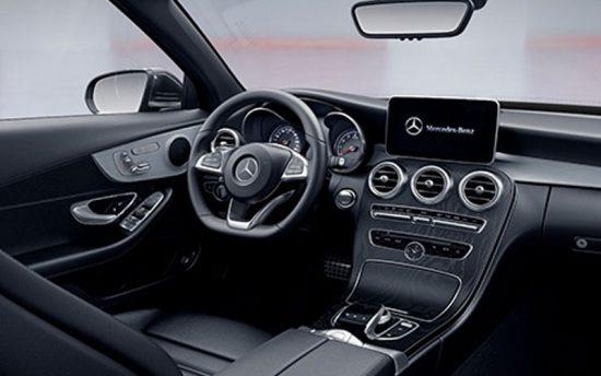 Luxo e sofisticação com o Mercedes Classe C Estate e Classe C Cabriolet