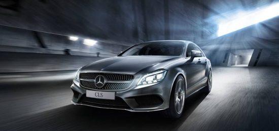 Mercedes CLS é um cupê de 4 portas