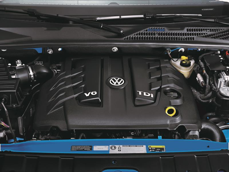 Volkswagen Amarok V6 Highline Série Extreme