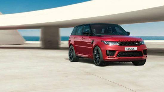 Novo Range Rover Sport é lindo