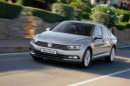 Beleza e potência com o novo VW Passat