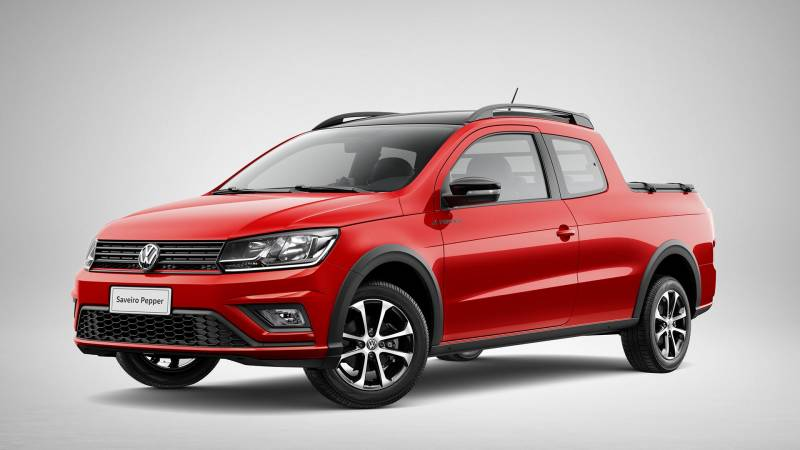 Volkswagen Saveiro Versão Pepper