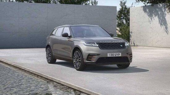 Range Rover Velar é cheio de tecnologia