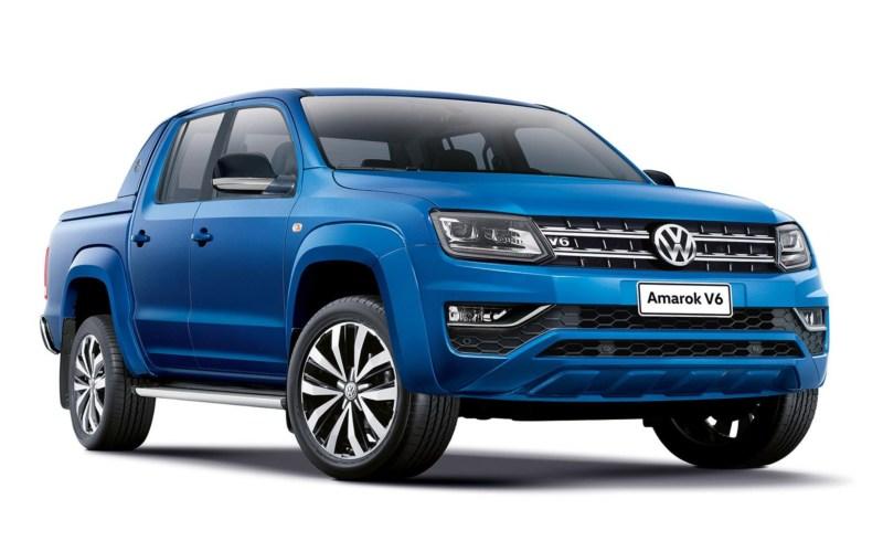 Volkswagen Amarok V6 Highline ficou ainda mais incrível na série Extreme