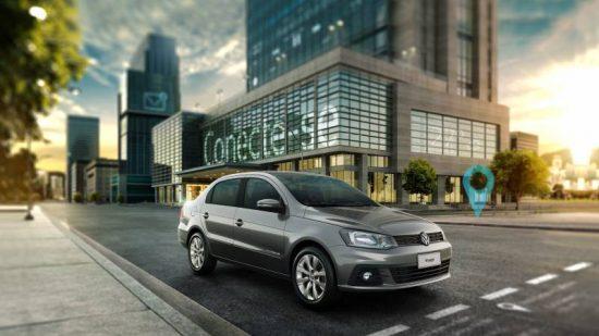 VW Voyage chega repleto de tecnologia