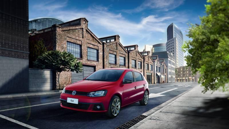 VW Gol é um queridinho entre os motoristas brasileiros