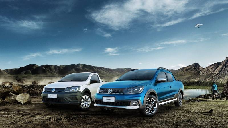 A versatilidade da VW Saveiro agrada