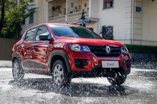 Balanço após um ano de Renault Kwid no Brasil