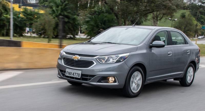 Chevrolet Cobalt automático