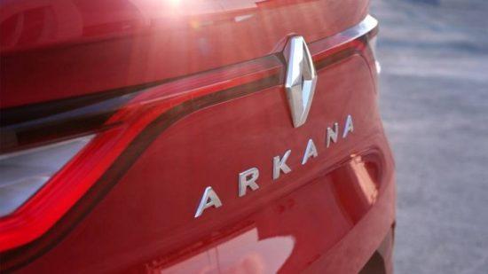 Conheça o novo Renault Arkana 2019, um crossover do segmento C