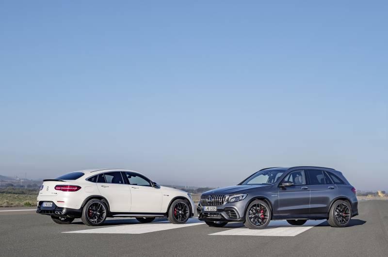 Conheça os novos SUVs de alta performance da Mercedes-Benz